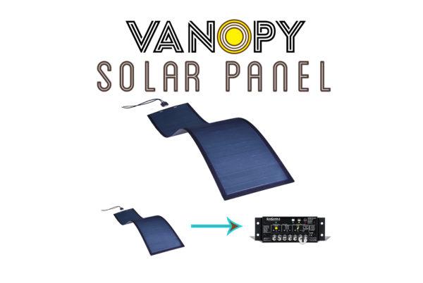 Vanopy Solar Panel #indiesolar #vanopy #solarpower #solarpanel #solardesign