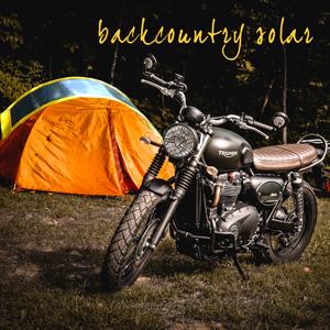 motorcycle bike camping 80q